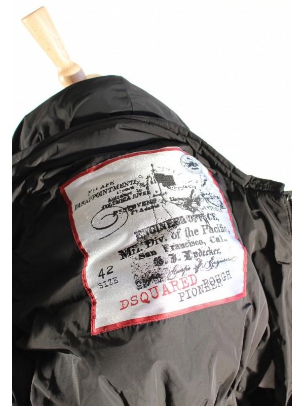 36 Secondemaindeluxe Noire Taille Dsquared Doudoune aqHwUpXO e51c306de39