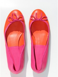 Ballerines Céline bi-color (37)