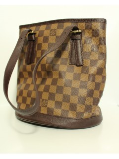 "Sac Louis Vuitton ""bucket pm"" damier"