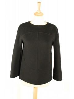 Pull Fendi noir laine taille 36