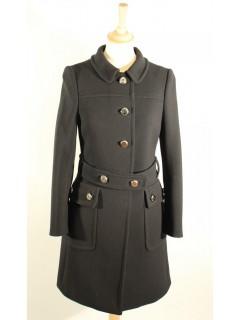 Manteau Prada noir taille 36