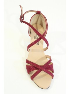 Sandales Repetto rose paillettes taille 36