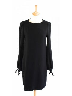 Robe Carven noire taille 38