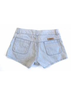 Short Mini Chloé jeans 12 ans