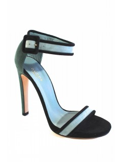 Sandales Gucci taille 37,5  daim
