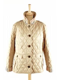 Veste Burberry taille XL matelassée beige