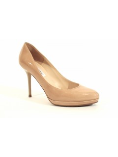 Escarpins Louis Vuitton beige taille 37,5