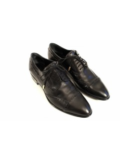 Derbies Louis Vuitton noires taille 37,5