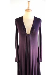 Robe Gucci taille 36 violette