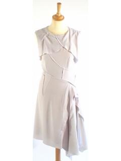 Robe Nina Ricci gris clair taille 36