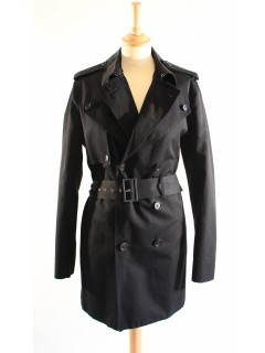 Trench Dior noir taille 38