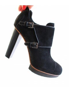 Bottines Tod's noires taille 37,5