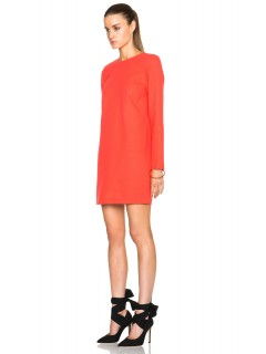 Roba Victoria Beckham taille 10 rouge