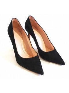 Escarpins Céline daim noir taille 39