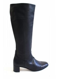 Bottes Hermès taille 37,5 marron
