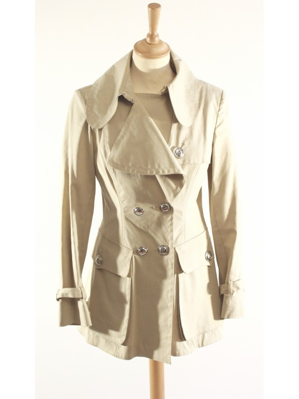 Trench Burberry taille 36 - SecondeMainDeLuxe f51aac8cc36