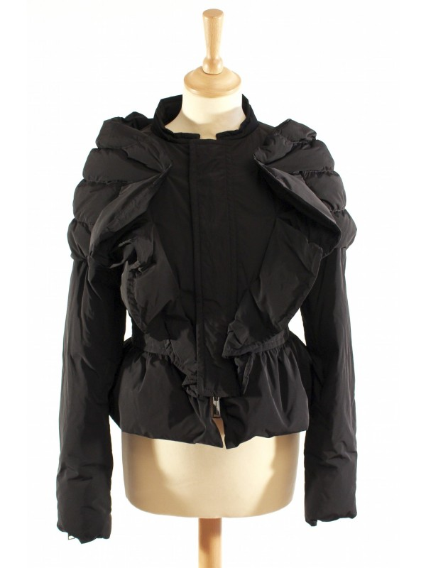 Doudoune DSquared noire taille 36 - SecondeMainDeLuxe 8af55caba5f