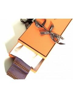 Cravate Hermès soie