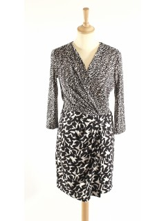 Robe DVF portefeuille taille 36