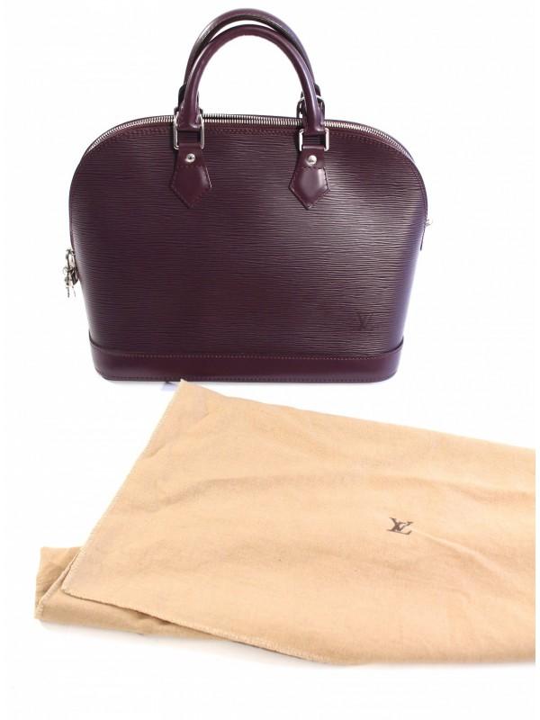 Sac Louis Vuitton cuir - SecondeMainDeLuxe cf8bf8dbb0e