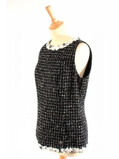 Top CHANEL taille 40