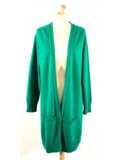 Gilet Hermès vert taille 38