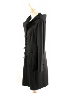 Manteau Chanel noir taille 40 /42 noir