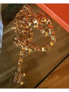 Ceinture Céline chaine dorée