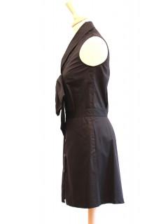 Robe Noire PAUL ET JOE Taille 38