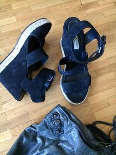 Sandales Balenciaga taille 37